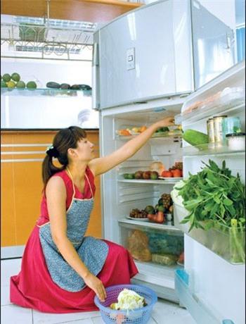 Bảo quản thực phẩm bằng tủ lạnh đúng cách nhất
