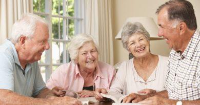 Cuộc sống về già những người không có khoản tiết kiệm